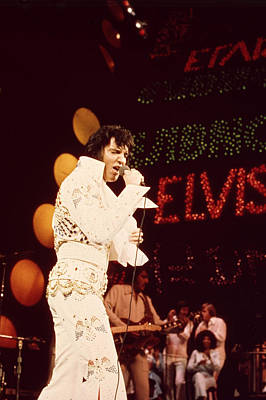 Elvis Poster by Retro Images Archive
