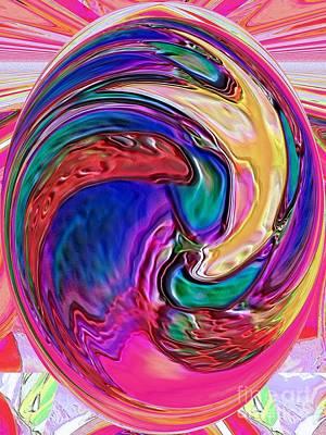 Emergence - Digital Art Poster