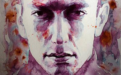 Eminem 2 Poster by Laur Iduc