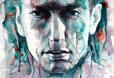 Eminem 3 Poster by Laur Iduc