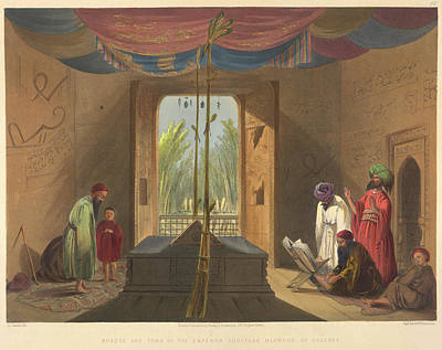 Emperor Soolta Mahmood Of Ghuznee Poster
