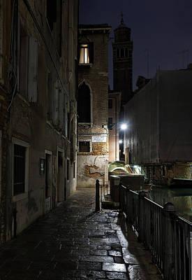 Empire Of Venetian Light Poster by Marion Galt