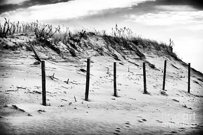 Empty Dune Poster