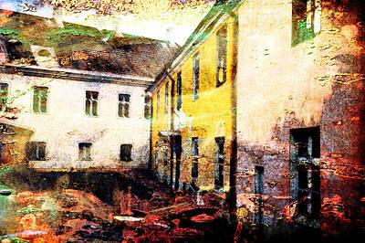Empty Houses Poster