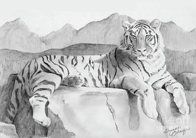Endangered Species - Tiger Poster