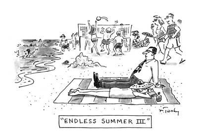 Endless Summer IIi Poster