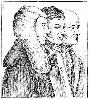 England Reform Bill, 1832 Poster by Granger
