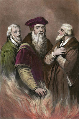 English Reformers Poster by Granger
