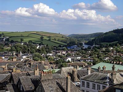 English Village Poster