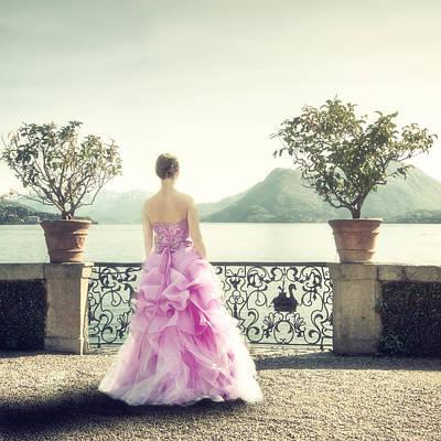 enjoying Italy Poster by Joana Kruse