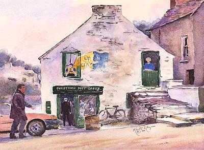 Ennistyman Art County Clare Ireland Poster