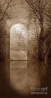 Entranced Poster by Liz  Alderdice