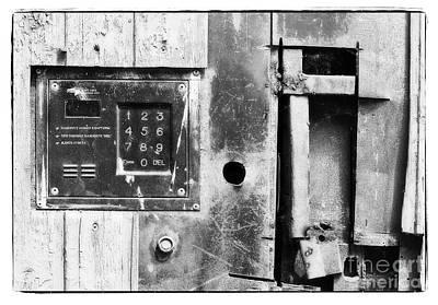 Entry Denied Poster by Elena Nosyreva