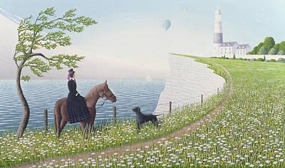 Equinoxe, 1996 Poster by Peter Szumowski