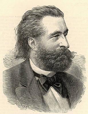 Ernst Von Bergmann Poster