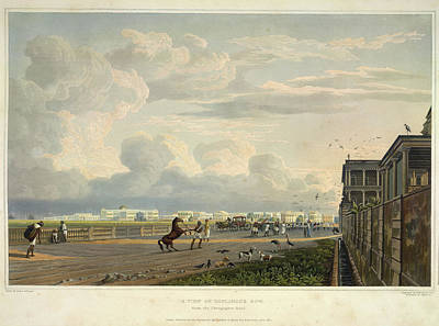 Esplanade Row Poster by British Library