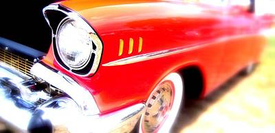 Essence Of Chevrolet Poster by Don Struke