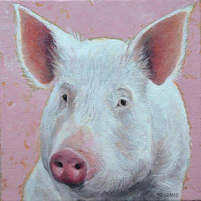 Esther The Wonder Pig Poster