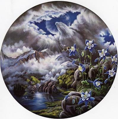 Eternal Blossom Poster