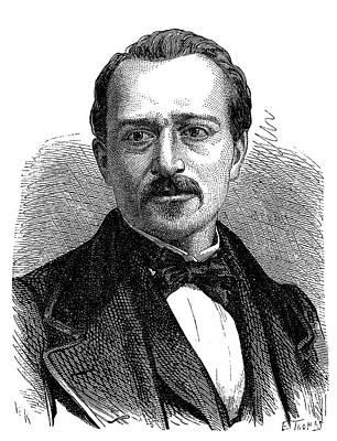 Etienne Lenoir Poster