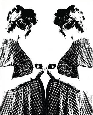 Eve Twice Poster by Jessie Parker