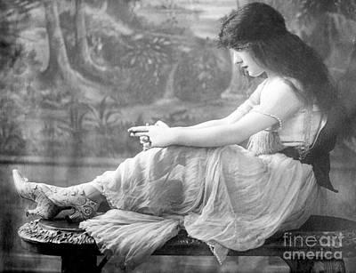 Evelyn Nesbit, American Model Poster