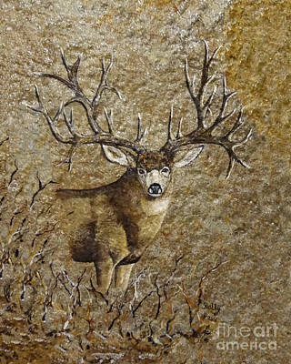 Every Hunters Dream Poster by Kally Wininger