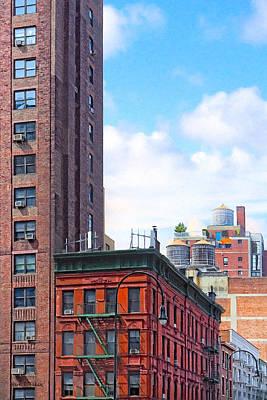 Everyday New York City - West Village Poster