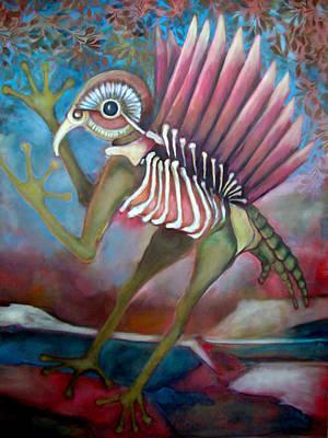 Exctinct Species Iv Poster by Irena Mohr