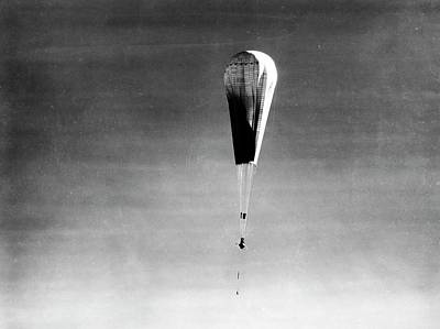 Explorer II High-altitude Balloon Poster by American Philosophical Society