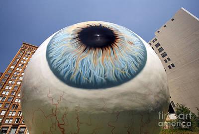 Eye Gigantus Poster