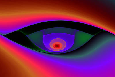 Eye Of A Stranger No. 2 Poster