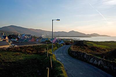 Eyeries Village, Beara Peninsula Poster by Panoramic Images