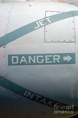 f4 Phantom jet  Poster