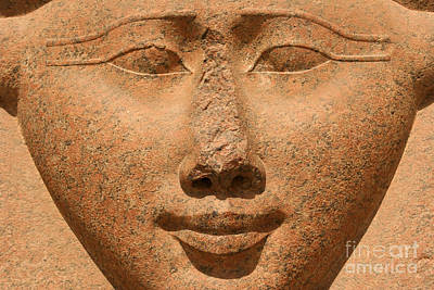 Face Of Hathor Poster