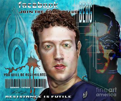 Facebook - We Are Berg Poster