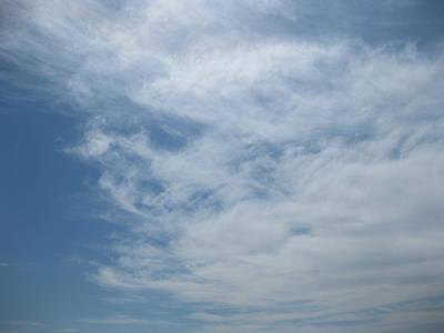 Fair Skies Of Summer Poster