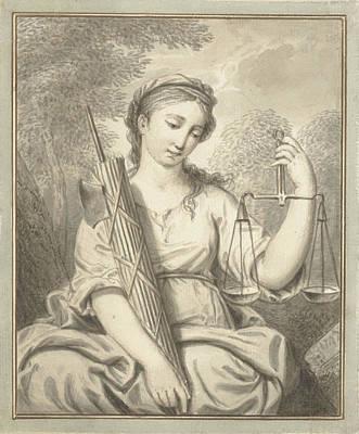 Fairness, Louis Fabritius Dubourg Poster by Quint Lox