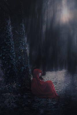 Fairy Tale Poster by Joana Kruse