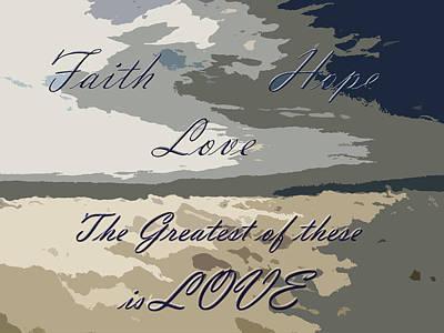 Faith Hope Love 2 Poster