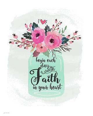 Faith In Your Heart Poster