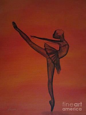 Fall Dancer 1 Poster