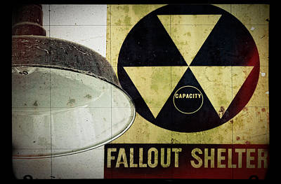 Fallout Poster by Niels Nielsen