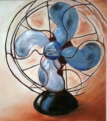 Familiar Breeze Poster