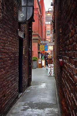 Fan Tan Alley Poster