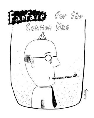 Fanfare For The Common Man Poster