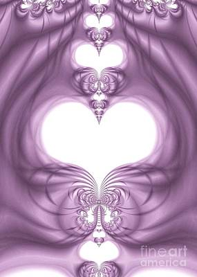 Fantasy Hearts Poster
