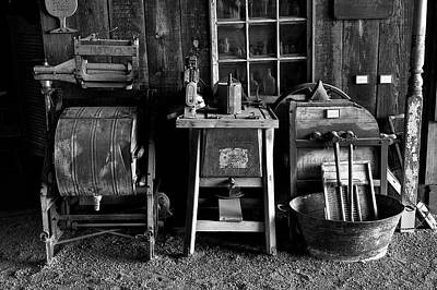 Farm Antiques Poster
