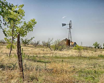 Farm Land Poster