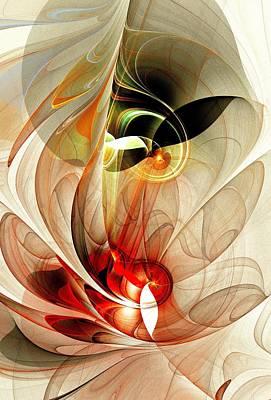 Fascinated Poster by Anastasiya Malakhova